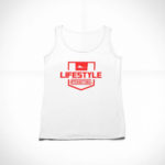 men_s tank Stamp logo (White and Red) (11)