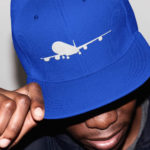 Lifestyle International single plane Snapback ( royal blue white)